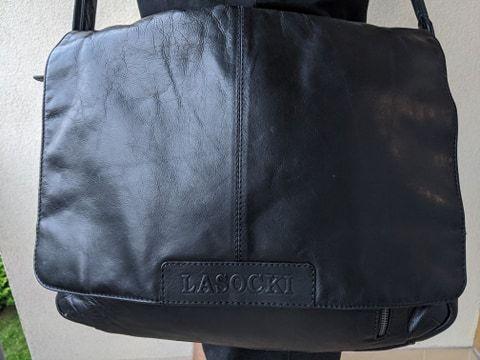 Torba męska Lasocki for Men BKS-C48-0552 - torba na laptopa