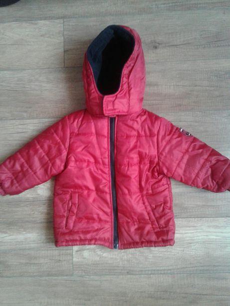 Демисезонная куртка Ixtreme на 2 года