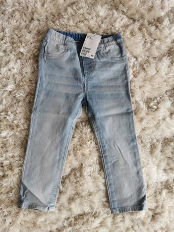 Spodnie, legginsy, nowe, rozmiar92