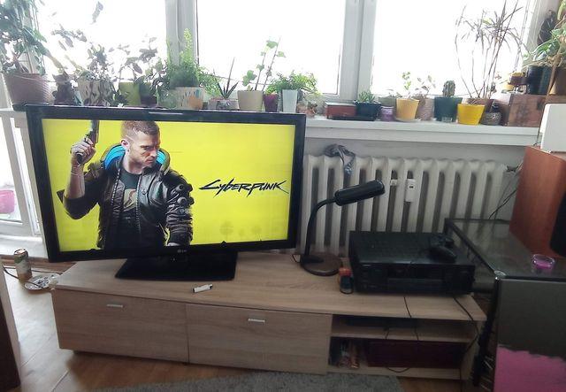 """Telewizor LG 42LK30 42"""" F-HD / Używany, stan bdb 42"""" Smart Box gratis"""