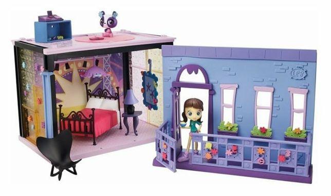 Pokój sypialnia blythe littlest pet shop
