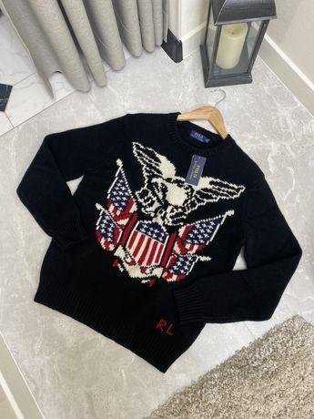 Polo ralph lauren свитер мужской S,L