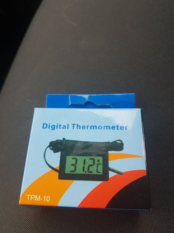 Termometr elektroniczny z sondą LCD