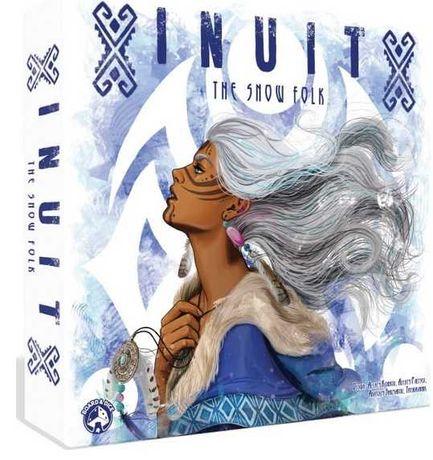Inuit: The Snow Folk - gra planszowa (nowa) (folia) splendor majestat