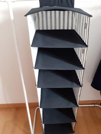 Cabide e organizador de roupa/sapatos IKEA