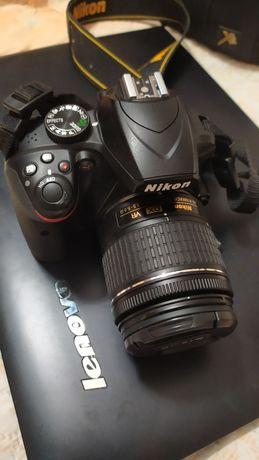 Терміново продам фотоапарат Nikon D3400