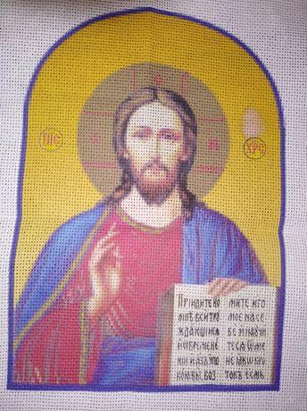 Конва для вышивки крестом
