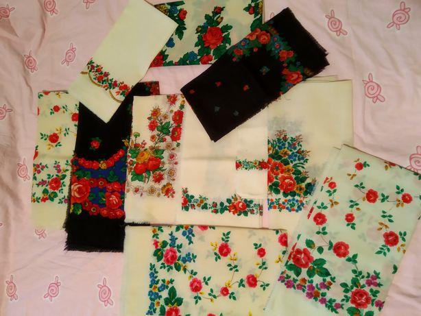 Продам новые шерстяные платки