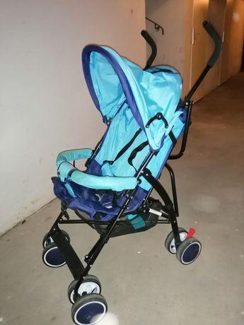 Wózek spacerówka parasolka funkcja spania