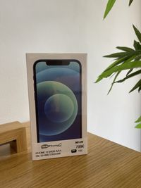 iPhone 12 64gb azul NOVO