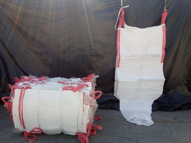 Worki Big Bag Duże ilości 86/86/190 cm Idealne Wytrzymałe !