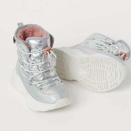 Ботинки H&M Waterproof, супер качество и комфорт