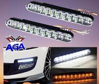 Światła Do Jazdy Dziennej Z Kierunkowskazem 2 X 30 LED