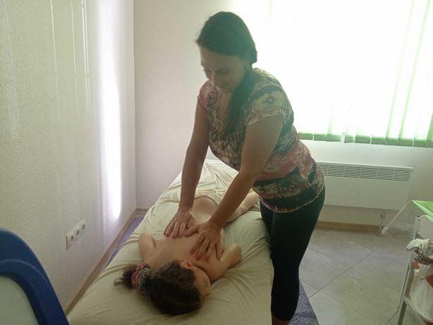 Массаж в Соломенском районе при боли в спине, антицеллюлитный, лицо