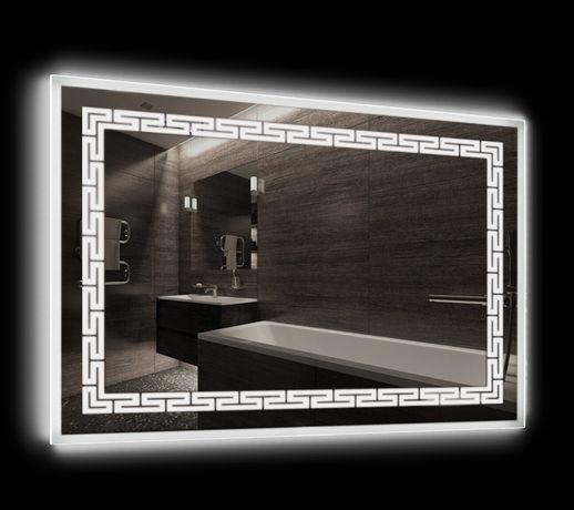 Зеркало с подсветкой.Led зеркало.Дзеркало з підсвіткою.