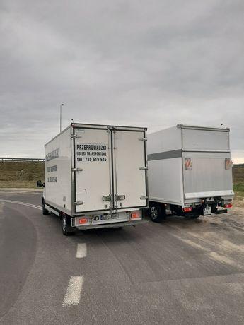 Przeprowadzki Transport Winda