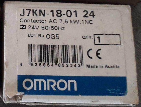 Contactor OMRON novo J7KN