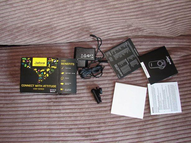 Słuchawka bluetooth jabra bt2070 zestaw słuchawkowy