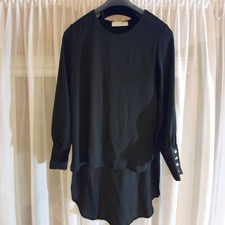 Koszula damska czarna