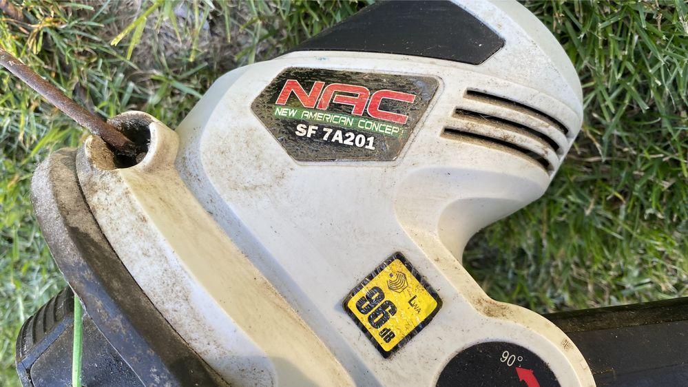 Podkaszarka elektryczna NAC