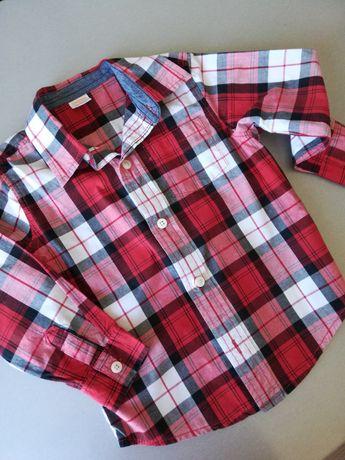 Рубашка Gymboree для мальчика 3г