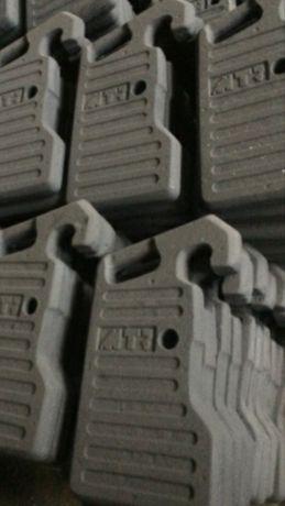 Грузы противовесы МТЗ 20 40 45 кг