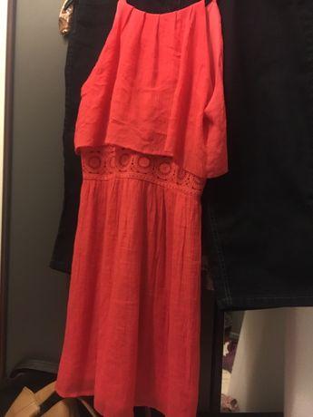 Varios vestido Novos