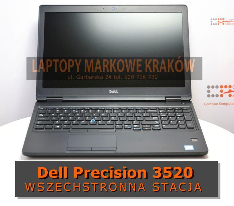 Dell Precision 3520 i5-7440HQ | 16GB DDR4 | 256GB SSD | nVidia 620 Kraków - image 1