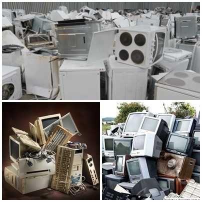 Eletrodomésticos velhos