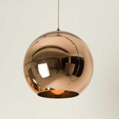 Candeeiro de teto suspenso em vidro Hugo-30