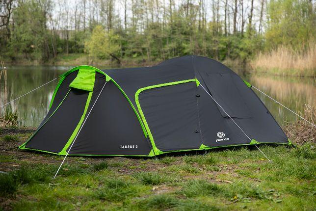 Палатка туристична 3-ох місна, намет ,водостійка з Польщі Taurus 3