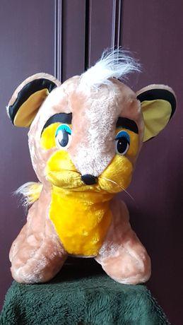 Мягкая игрушка Львенок (лев)