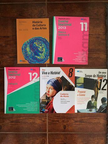 Livros escolares! Varios!