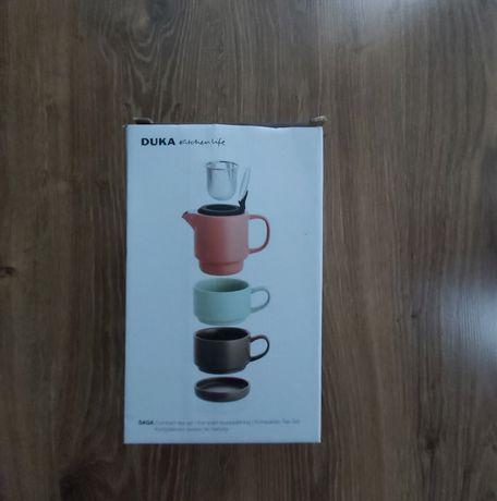 Zestaw kawowy Duka