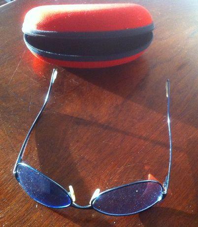 Oculos de sol azuis homem Arnette