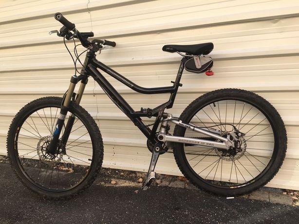 Bike Cannondale Jeykel