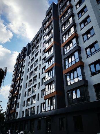 ЗДАНА 2 кім. квартира в центральній частині міста, 27 500$