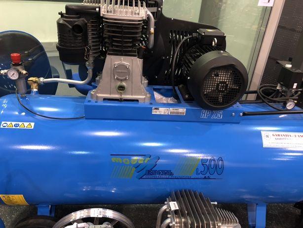 Compressor 500 litros