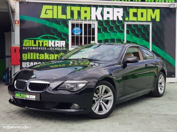 BMW 635 d coupe