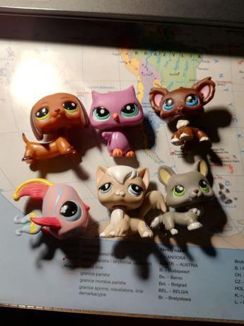 Littlest Petshop figurki dla dzieci