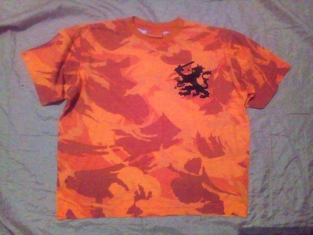 Милитария Военно Воздушные Силы Голландии футболка камуфляж
