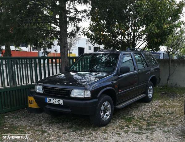 Opel Frontera 2.3 TD TR