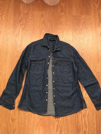 Женская джинсовая рубашка reserved