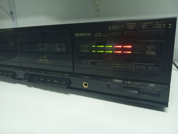 PIONEER deck cassettes CT-W330