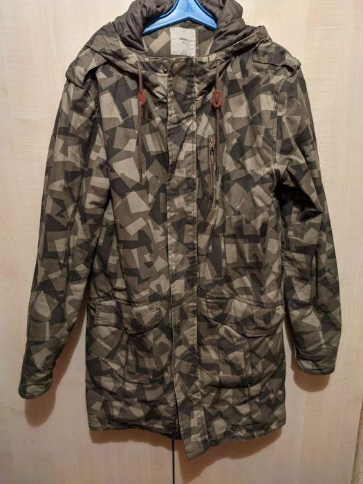 Курточка осень, зима, в отличном состоянии, стиль military Киев - изображение 1