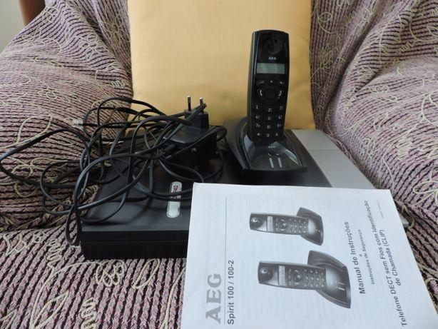 Telefone DECT sem Fios da Marca AEG