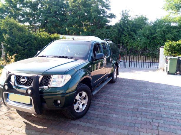 Nissan Navara na sprzedaż