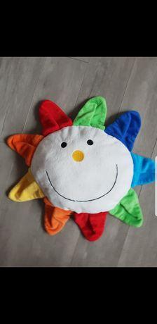Kolorowa poduszka