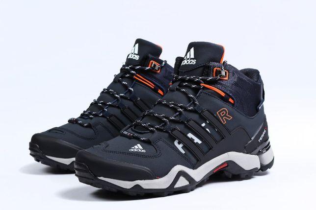 """мужские ботинки Нубук ( """"Adidas"""" 31781) / кроссовки, кросовки."""