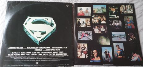 Superman The Movie (Original Sound Track) MINT- 2 płyty winylowe 1978r